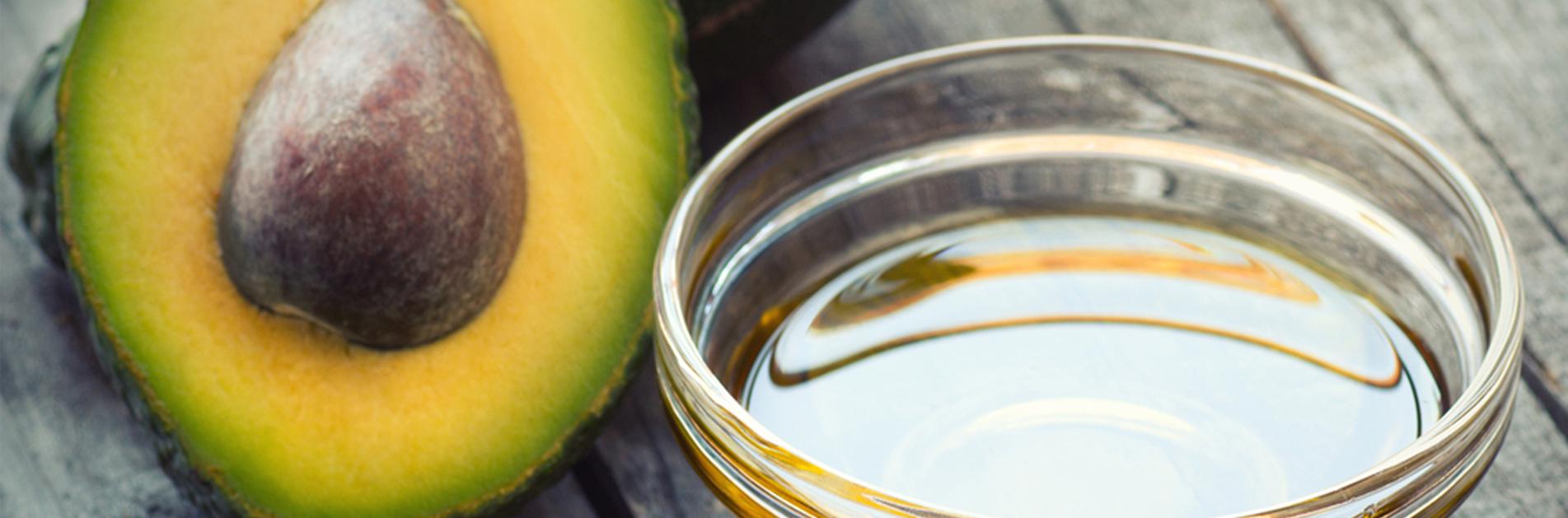 Avokádové oleje